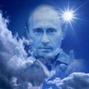 Putin is an objective reality given us in sensation. Sect Putin at the start.